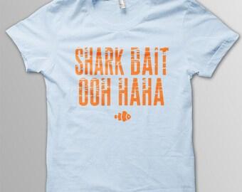 Finding Nemo Shirt Disney shirt kids Shark Bait shirt