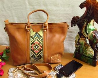 Brown leather tote, Women's Handbag , Shoulder Bag , Brown Leather Shopper, Leather Tote, pull up Leather bag, Distressed bag