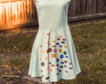 Harajuku Skater Dress