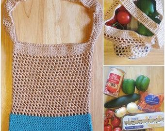 Crochet Market Bag - Made to order