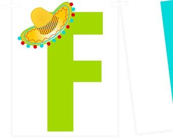 Fiesta Party Banner