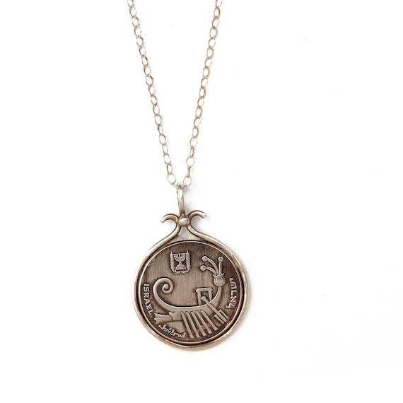 listing il necklace english initial dainty curb old