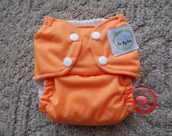 Custom Nykibaby One Size Pocket Cloth Diaper Choose Color Insert PUL