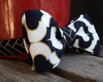 Art Deco Bow Tie