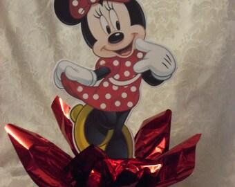 Mini Minnie Mouse Centerpiece