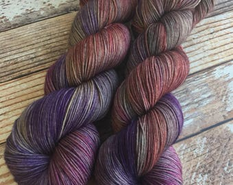 Isabel - Florence - Hand Dyed Yarn - 75/25 Superwash Merino/Nylon