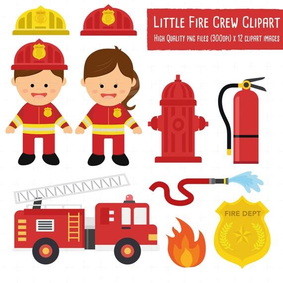 little fire crew clipart fireman clipart fire engine clipart x 14 rh etsystudio com fireman clipart free fireman clipart free