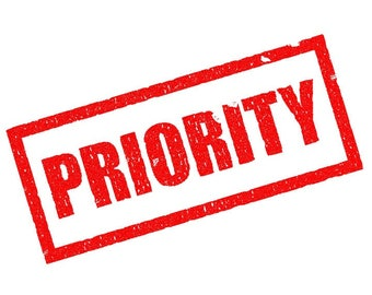 Priority Order