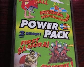 Power Pack Tape 16 Commodore 64