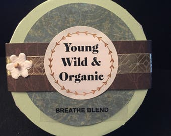 Breathe Blend || Natural Goat's Milk Soap