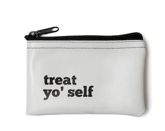 Treat Yo' Self Zip Tote