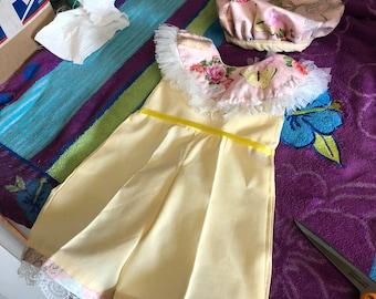 18 inch Waldorf doll clothes, Reborn doll,rag doll,American girl doll,gift for her,art doll,poupee waldorf,cloth,needle felted,birthday,Stei