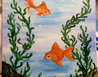 Goldfish Fantasy