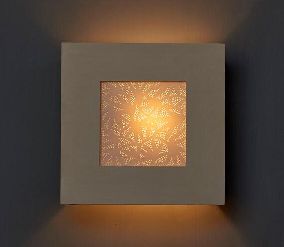 Wall light fixture. Wall sconce light. Modern wall sconce.