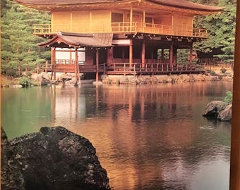 Poster of Kinkakuji.