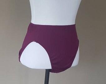XL / Panties / Purple / Extra Large