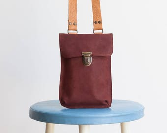 Brown Festival Bag