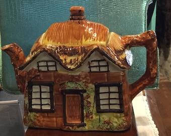 Price Bros Cottage Ware Cottage Teapot
