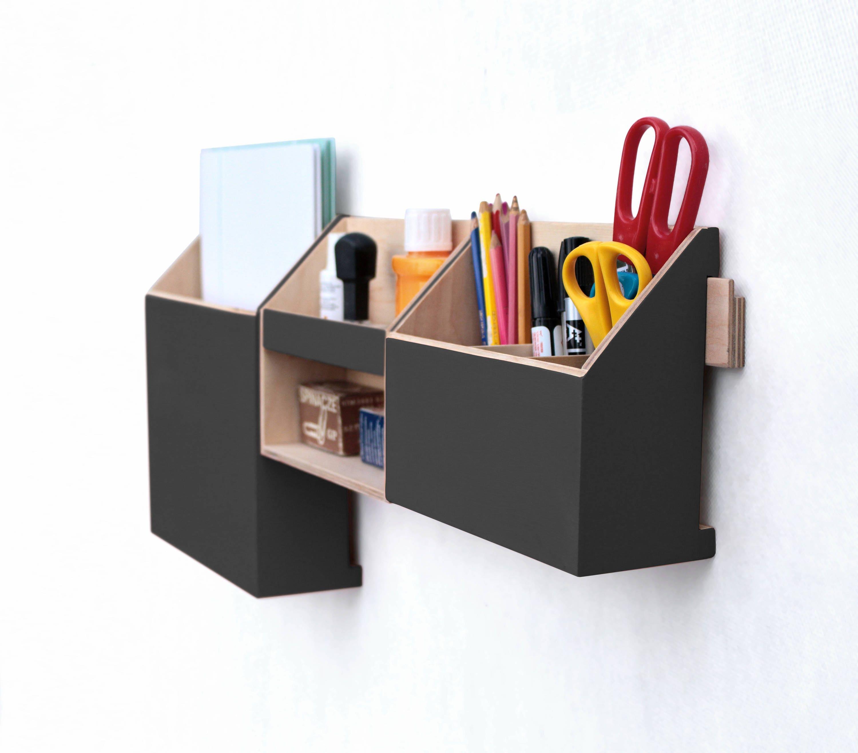 Wall Storage Office: Wall Organizer Black, Black Acrylic Command Center, 0ffice