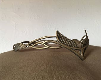 Elven Circlet / Tiara, 3D printed, Unofficial