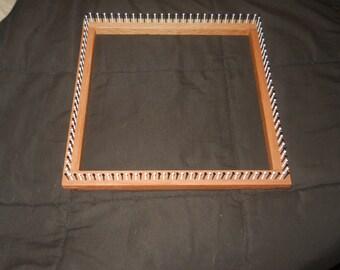 "12"" Oak Mini Loom"