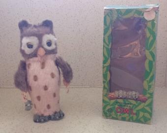 Marx Mechanical Owl