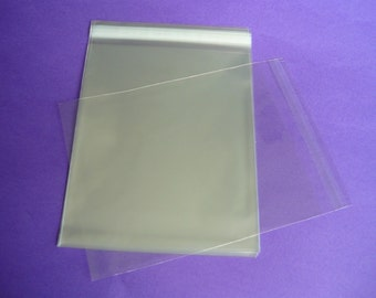 Professional clear cello bags packaging by littlepaperthings 50 875 x 1125 clear resealable cello bag plastic envelopes cellophane bag m4hsunfo
