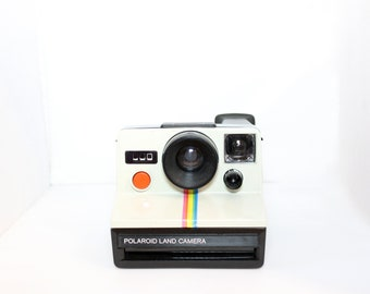 Polaroid 1000 Land Camera with IMPERFECTION