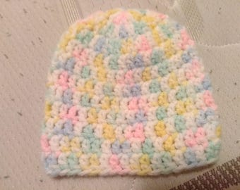 Crochet baby hat #3