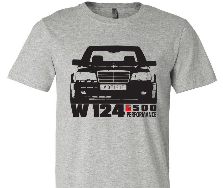 Mercedes tshirt benz shirts w124 shirts cars shirts for Mercedes benz apparel