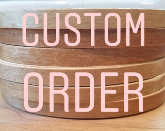RESERVED CUSTOM ORDER For BusyBree