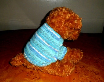 DOG SWEATER, KNITTED.