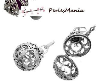 1 pendant cage ball BOLA pregnancy 18 mm or perfume S1186810 ball