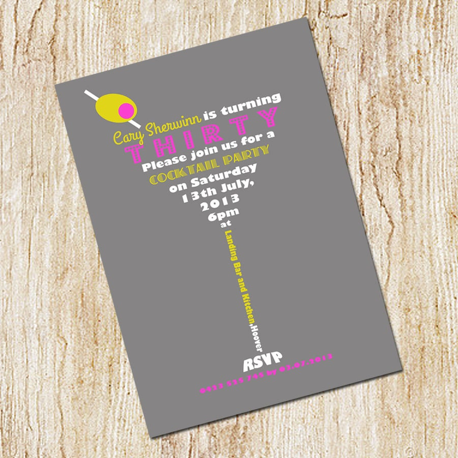 Cool free printable 30th birthday invitation templates pictures birthday party invitations free printable templates picture filmwisefo Images