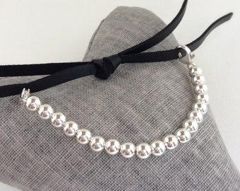 Silver Bellabeat bracelet, Bellabeat leaf bracelet, Bellabeat strap, bellabeat bracelet, Sterling silver clip bracelet