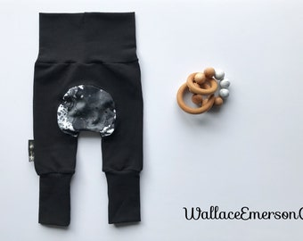 Grow With Me Fitted Bum Circle Pants