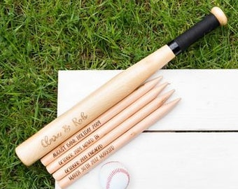 Wedding Day Rounders Kit - Wedding Games - Garden Games - Rounders - Wedding Gift - Wedding Day - Wedding Guests - Baseball