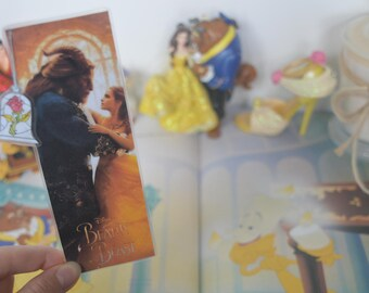 Beauty and the Beast (2017) Bookmark