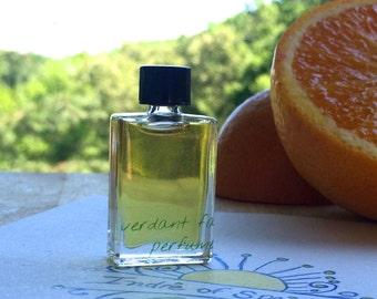Indre of Spain Eau De Parfum, Botanical Perfume, Unisex Vegan Body Fragrance, 5 ML Glass Bottle