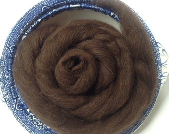 50g Pure Natural Wool, non-dyed sheep wool,for Needle felting and wet felting, wool tops,