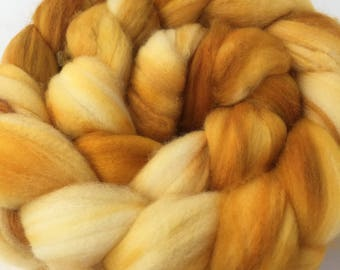 Superwash Merino Combed Top for Spinning