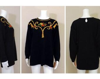 MARISA CHRISTINA Classics Sweater Size Small to Medium