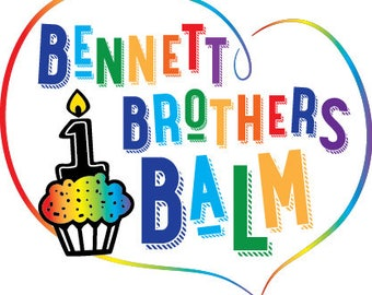 Limited Edition BIRTHDAY CAKE Balm! 100% of profits donated to Dana-Farber Cancer Institute!