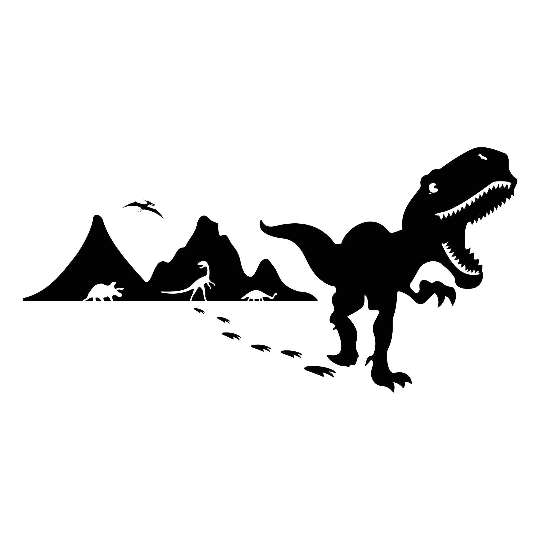 Dinosaurs T-Rex Graphi...