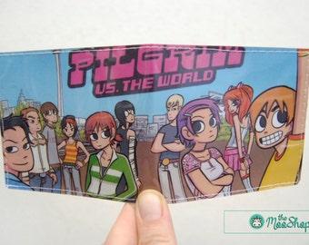 Vinyl Wallet - Scott Pilgrim Vs The World