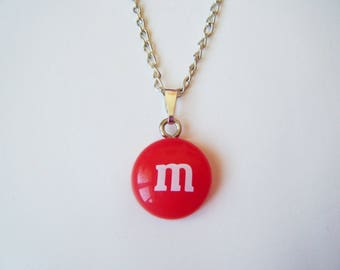 Pendant candy M Red ♥ ♥ ♥