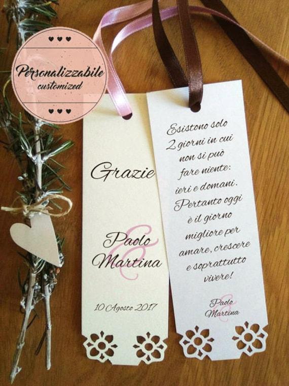 Segnaposto matrimonio ringraziamento con fiori fustellati - Ringraziamento tacchino al colore ...