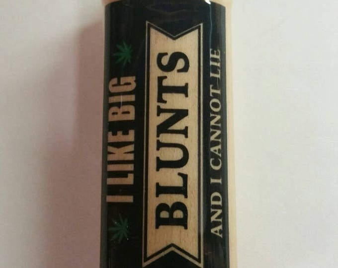 I Like Big Blunts BIC Lighter Cover Case Sleeve Holder