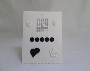 Happy couple wedding/Valentine card