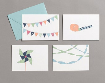 Birthday card pack etsy party variety pack birthday celebration party party decorations birthday card bookmarktalkfo Images